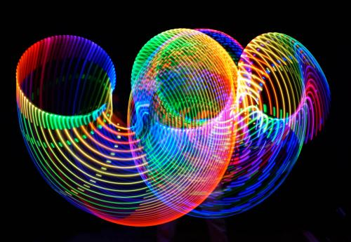 twin hoops