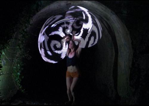 synchronized hoops