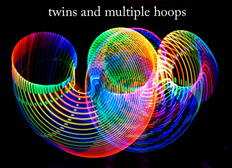 twins and multiple hoops